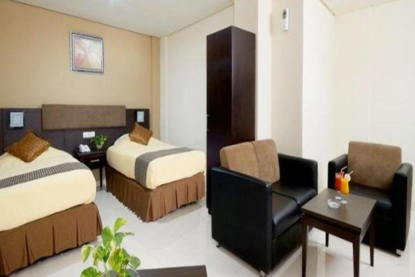 d Arcici Hotel Sunter - Suite Room Twin Regular Plan