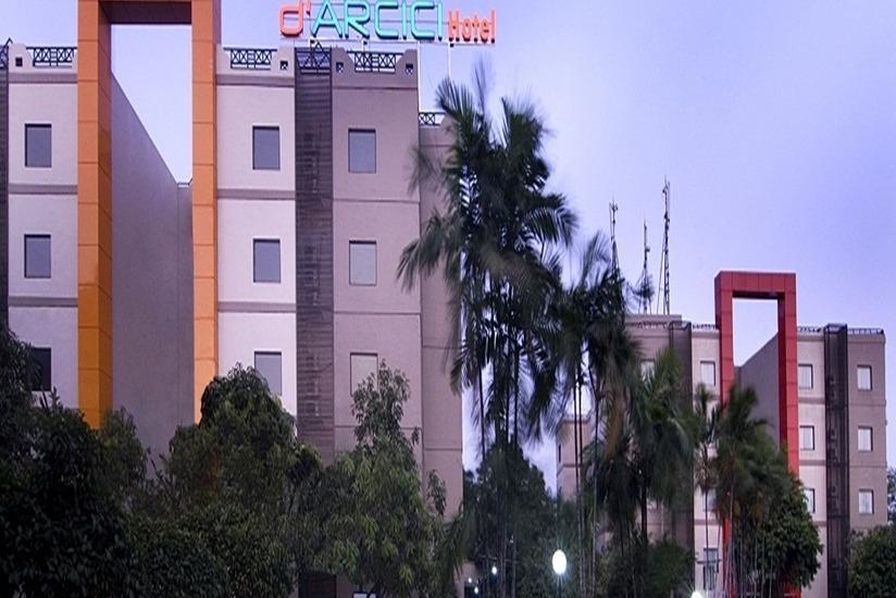 d Arcici Hotel Sunter - Tampilan Luar Hotel