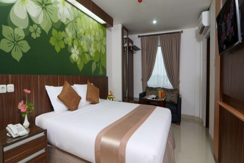 d Arcici Hotel Sunter - Deluxe Room Double Regular Plan