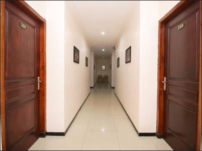 Airy Syariah Lowokwaru Soekarno Hatta Dalam 2 Malang - Hallway