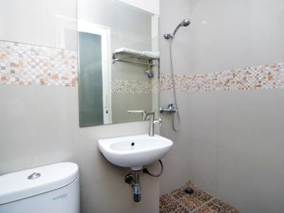 Airy Syariah Lowokwaru Soekarno Hatta Dalam 2 Malang - Bathroom