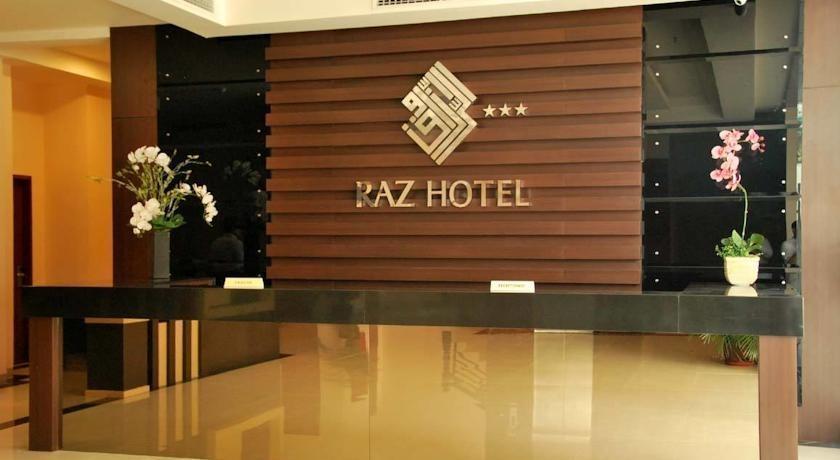 Raz Hotel Medan - Resepsionis