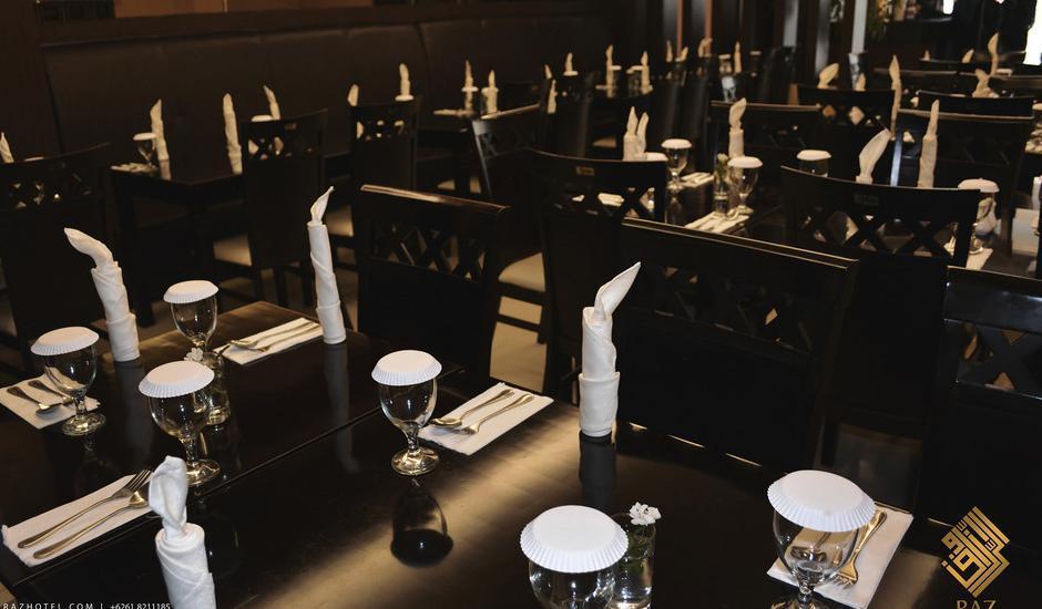 Raz Hotel Medan - RESTORAN