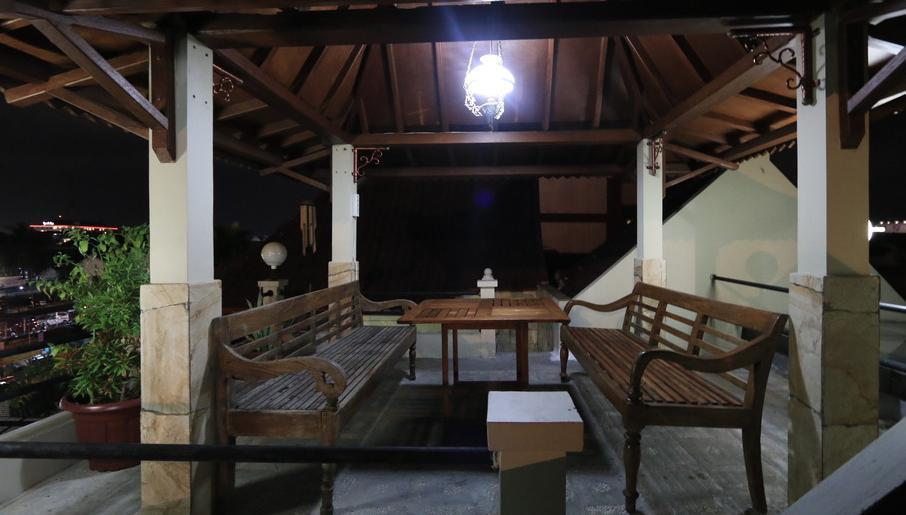 Hotel Mataram 1 Yogyakarta - saung lt 3