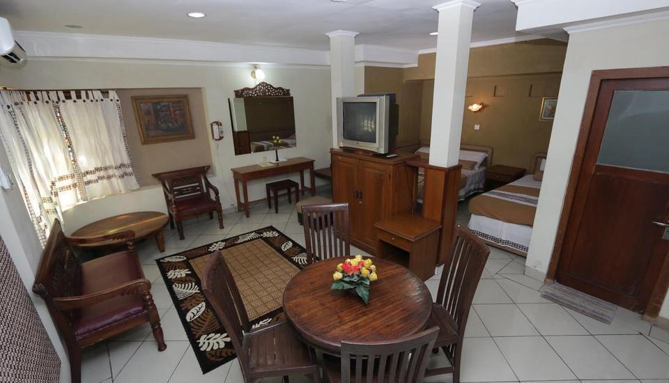 Hotel Mataram 1 Yogyakarta - Pavilion Room