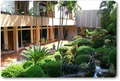 Safari Hotel Jember - Garden