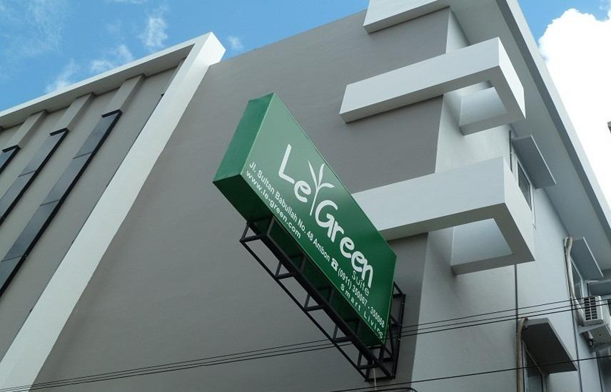 LeGreen Suite Waihaong Ambon - Eksterior