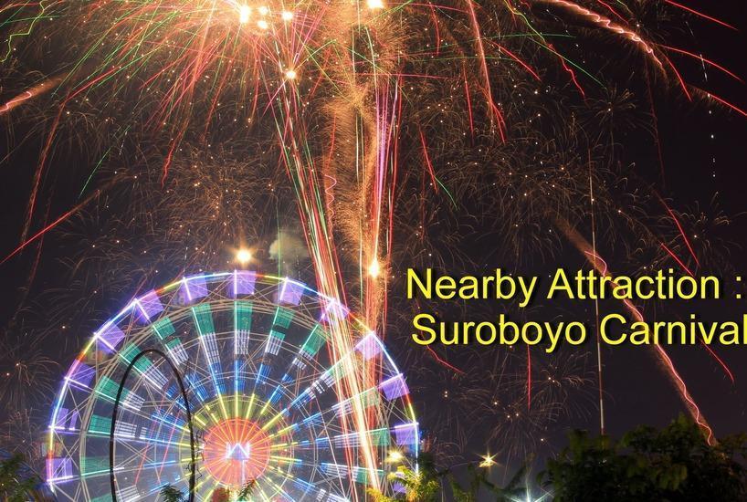 Great Diponegoro Hotel by Azana Surabaya - Nearby Attraction Suroboyo Carnival