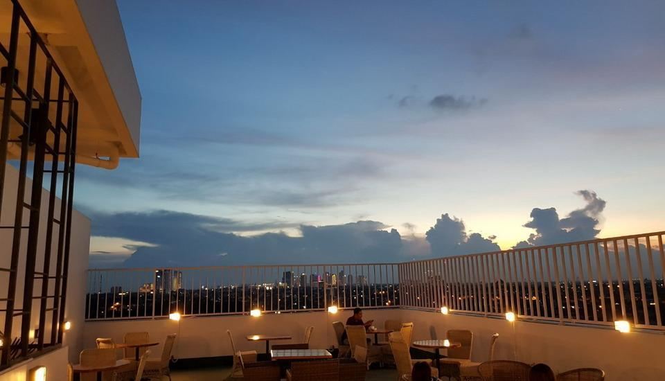Great Diponegoro Hotel by Azana Surabaya - View Rooftop