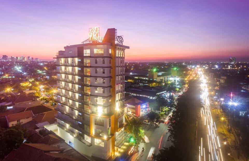Great Diponegoro Hotel by Azana Surabaya - Exterior