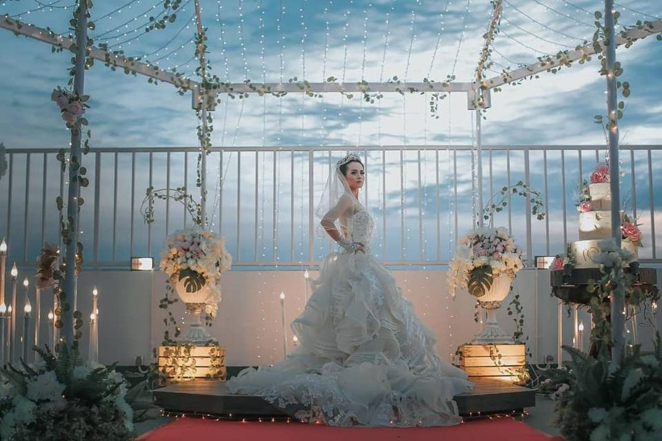 Great Diponegoro Hotel by Azana Surabaya - Private Wedding Chapel