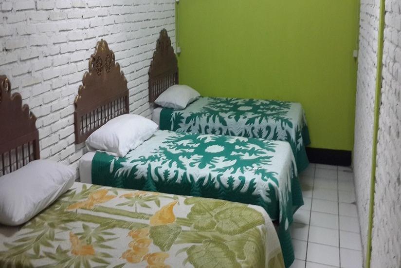Sendok Hotel Lombok - Kamar tamu