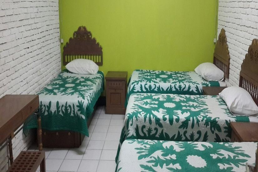 Sendok Hotel Lombok - Dormitory Sharing Bed Regular Plan