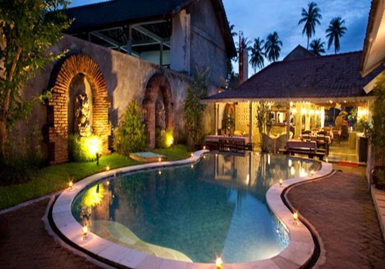 Sendok Hotel Lombok - Kolam Renang
