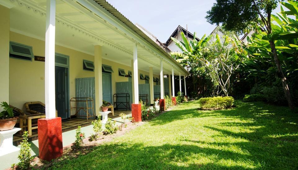 Sendok Hotel Lombok - Garden - standar