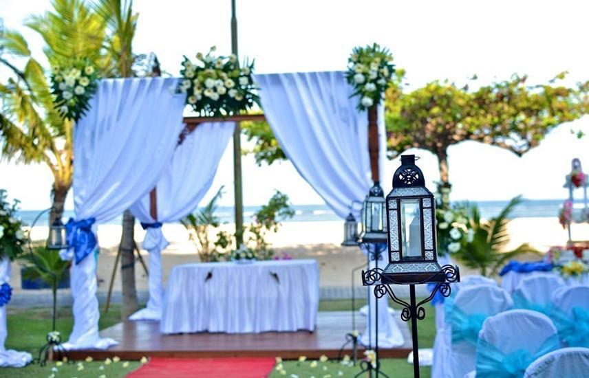 Inna Bali Beach Resort Bali - Eksterior