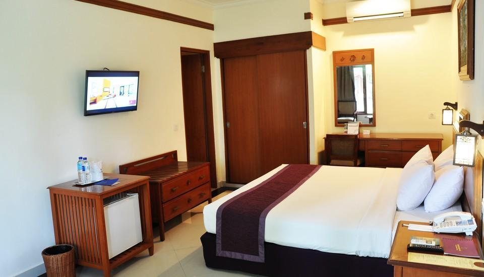 Inna Bali Beach Resort Bali - Family Cottage - 2 bed Rooms Superior Cottage Regular Plan
