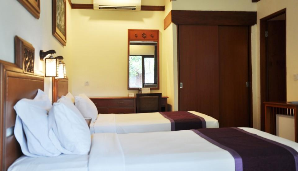 Inna Bali Beach Resort Bali - Superior Cottage with Breakfast Special promo