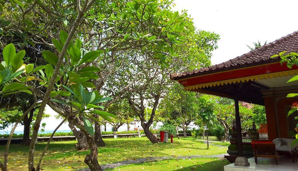 Inna Bali Beach Resort Bali - Cottages View