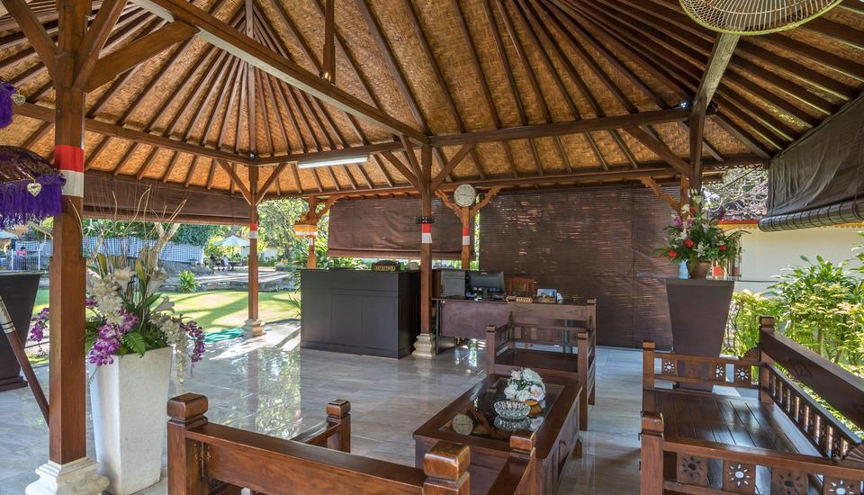 Inna Bali Beach Resort Bali - Superior Cottage Room Only LUXURY - Pegipegi Promotion