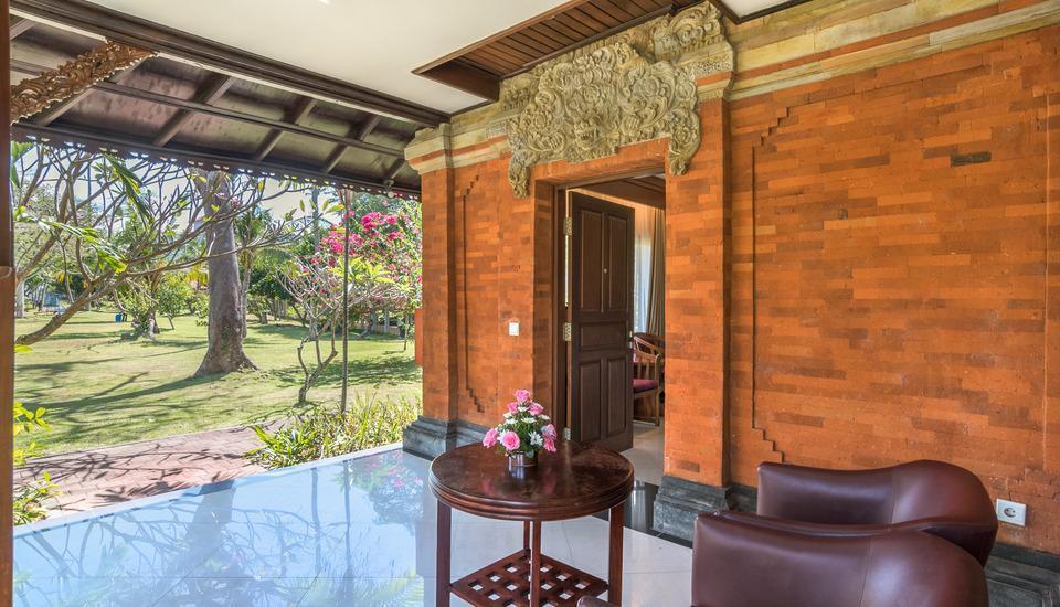 Inna Bali Beach Resort Bali - Balkon