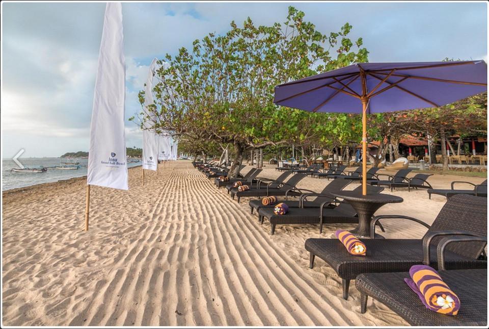 Inna Bali Beach Resort Bali - Pantai