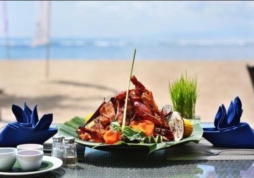 Inna Bali Beach Resort Bali - Food