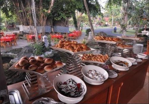 Inna Bali Beach Resort Bali - Breakfast