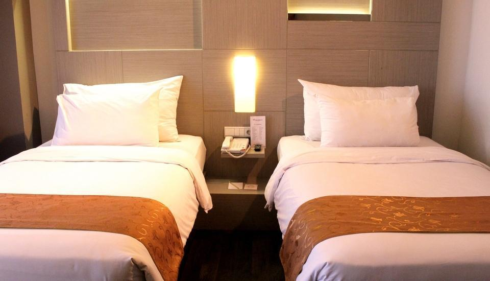 Swiss-Belhotel Cirebon - Superior Deluxe Twin Regular Plan