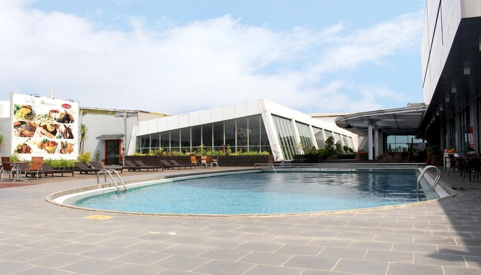 Swiss-Belhotel Cirebon - Kolam Renang