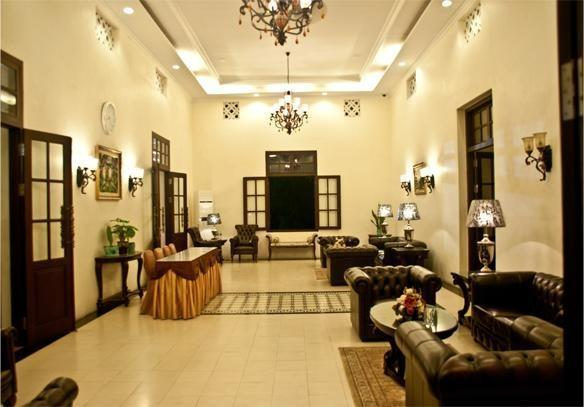 NIDA Rooms Bagindo Chan 28 Padang Barat - Ruang tamu