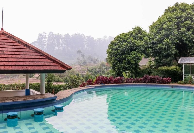 NIDA Rooms Masturi Parongpong - Kolam Renang