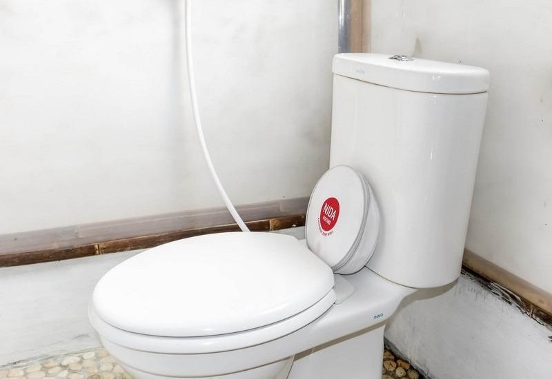 NIDA Rooms Masturi Parongpong - Kamar mandi