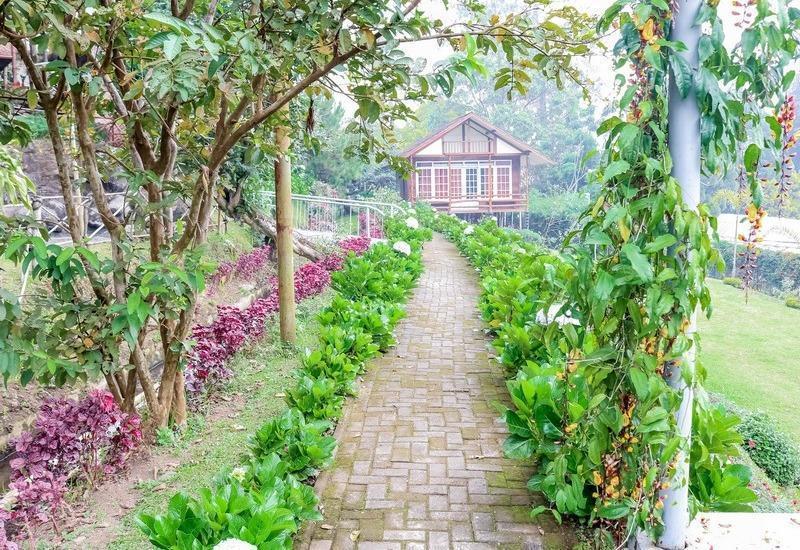 NIDA Rooms Masturi Parongpong - Pemandangan Area