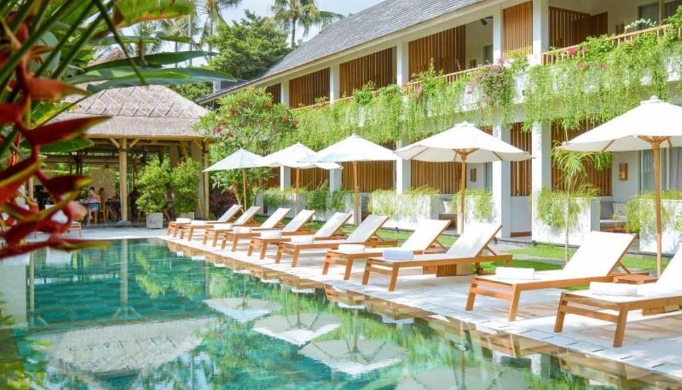 The Open House Bali Bali - Kolam Renang