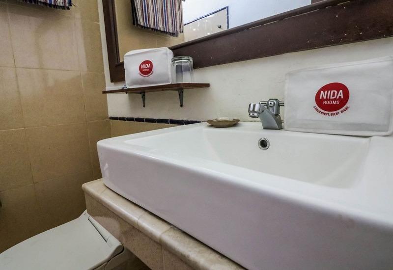 NIDA Rooms Kaliurang Gang Cikal Dempet Jogja - Kamar mandi