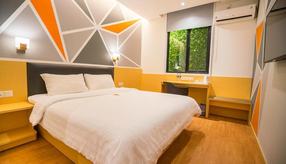 7 Days Premium Hotel Jakarta - Standard Double Room