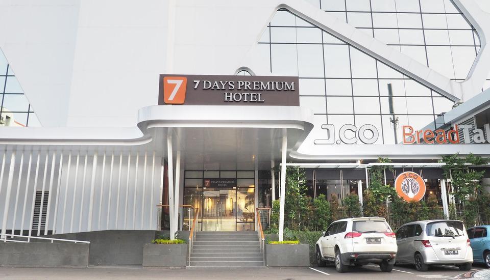 7 Days Premium Hotel Jakarta - 7 Days Premium Hotel Jatinegara