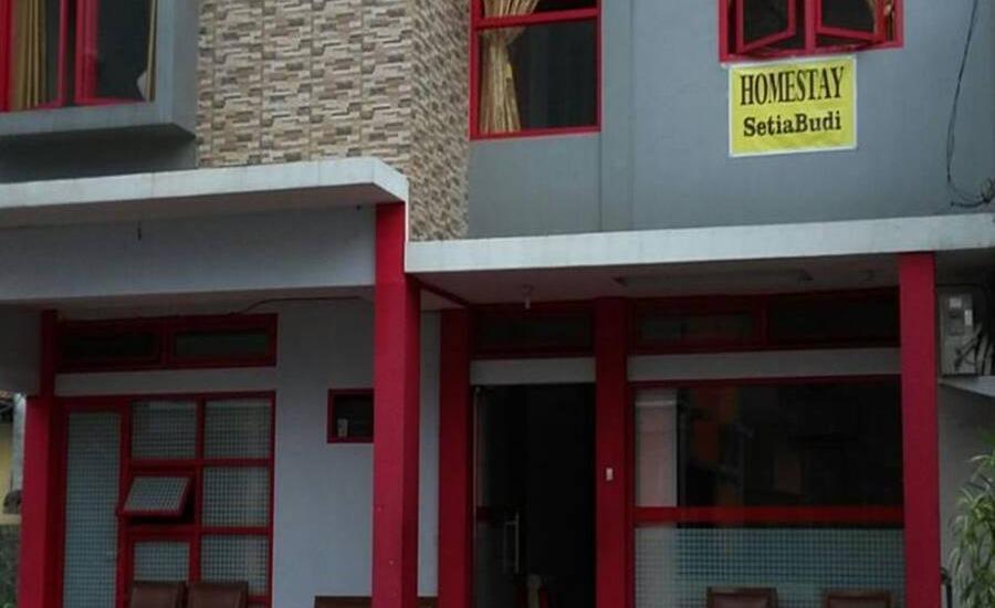 Homestay Setiabudi Syariah Bandung - Eksterior