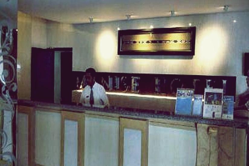 Hotel Manise Ambon - Resepsionis