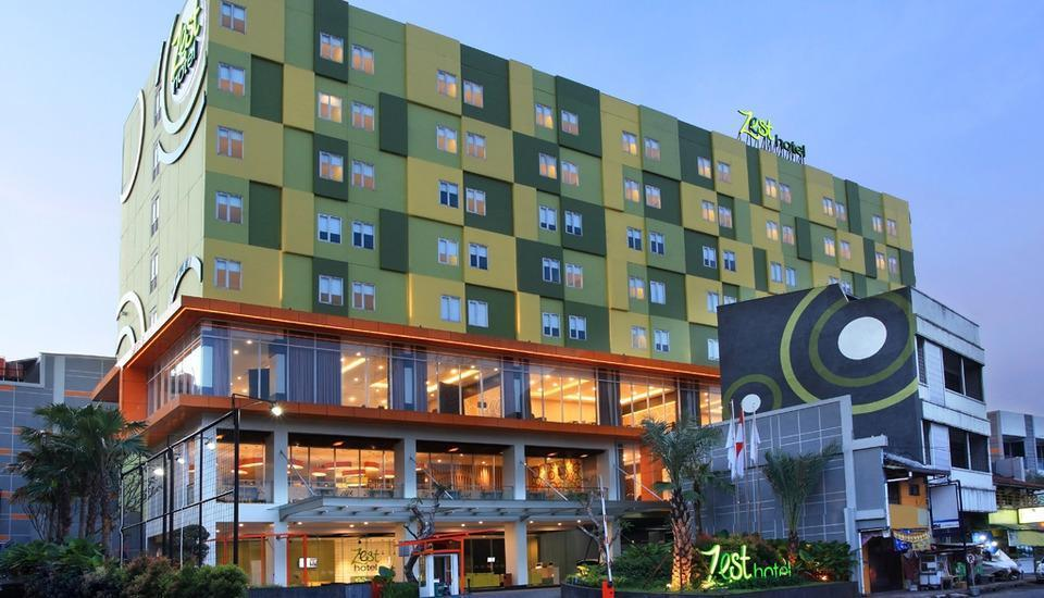 Zest Hotel Sukajadi Bandung - EKSTERIOR