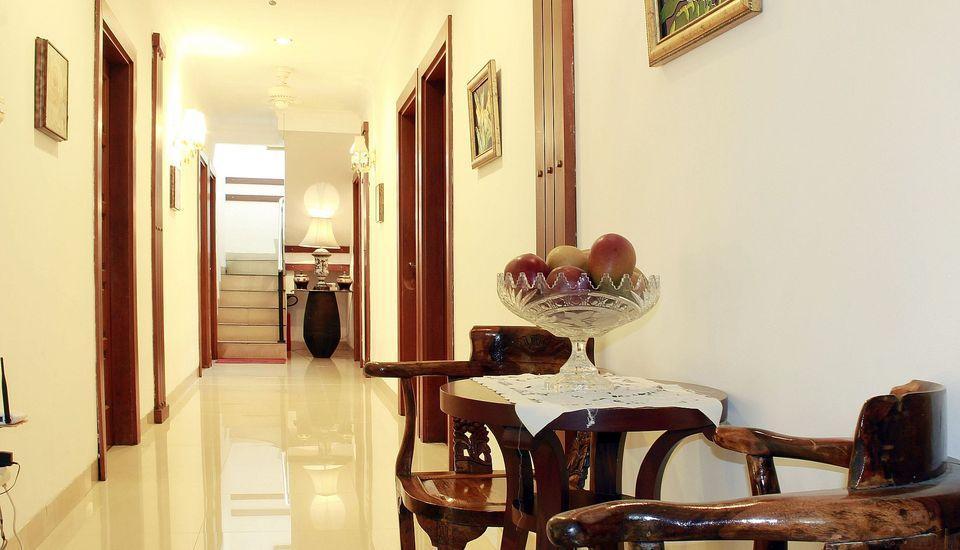ZEN Rooms Setiabudi 9 Jakarta - Lorong