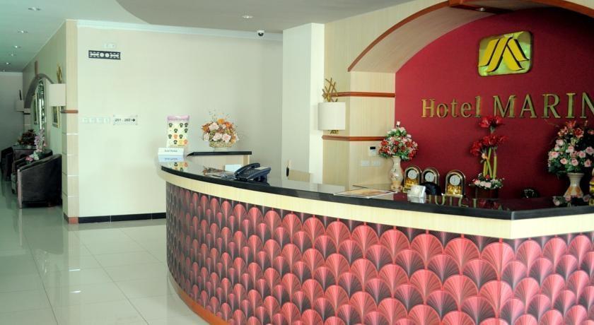 Hotel Marina Ambon - Resepsionis