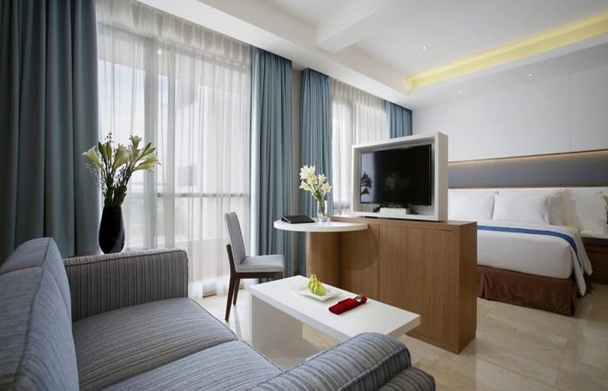 Hotel Grandhika Setiabudi Medan Medan - Kamar tamu