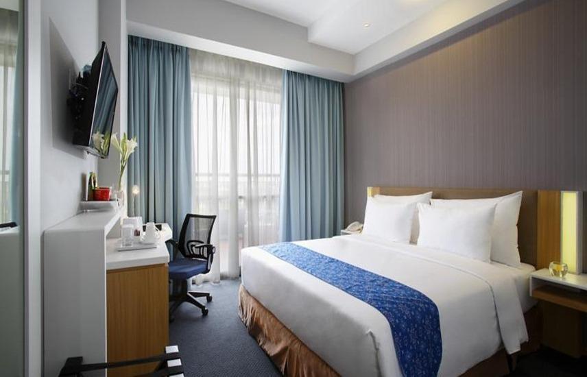 Hotel Grandhika Setiabudi Medan Medan - Superior Room Regular Plan