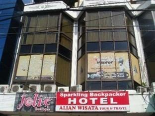 Sparkling Backpacker Surabaya -