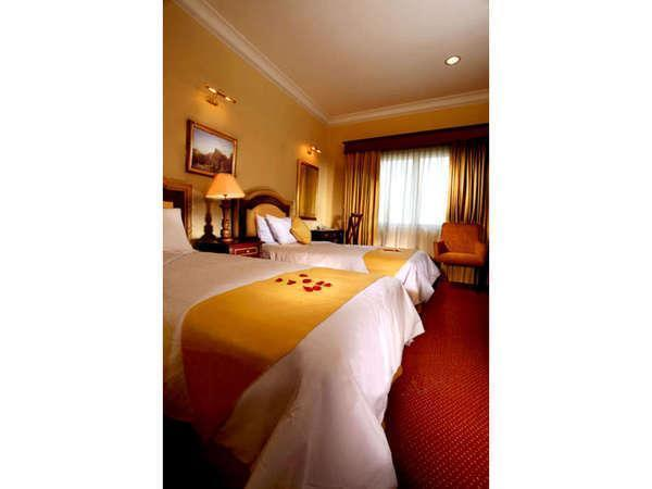 Blue Sky Pandurata Jakarta - Deluxe Twin or hollywood Bed Room Only Weekend Deal
