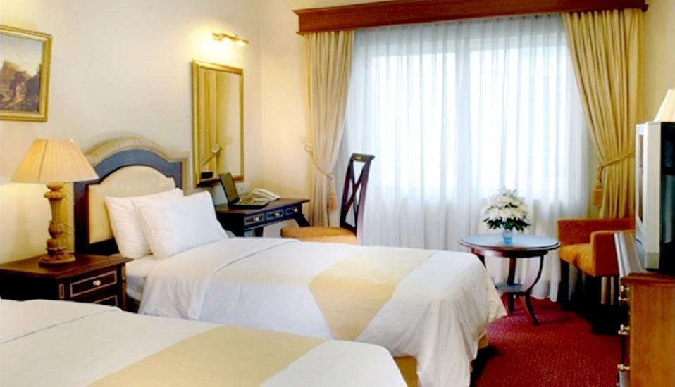 Blue Sky Pandurata Jakarta - Superior Twin or Hollywood Bed Room Only #WIDIH - Pegipegi Promotion