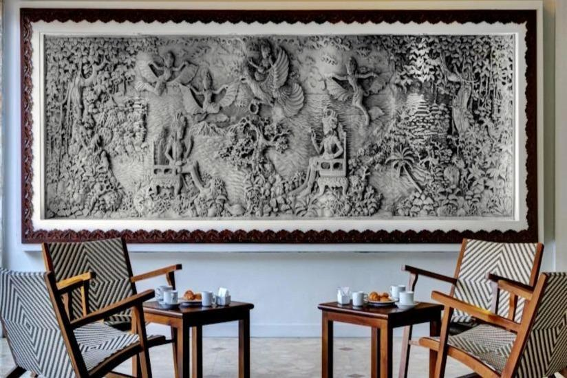 Maharani Beach Hotel Bali - Lobi