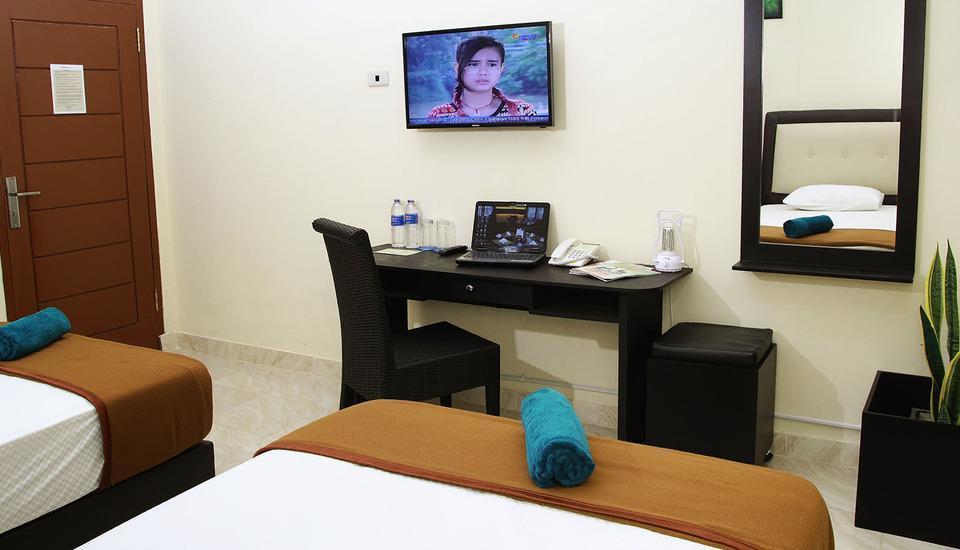 G Hotel Syariah Bandar Lampung - Kamar